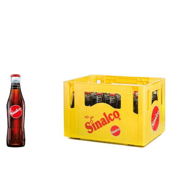 Sinalco Cola 24 x 0,2l Glas Kiste MEHRWEG
