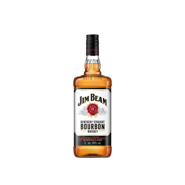 Jim Beam 40% 1,0l
