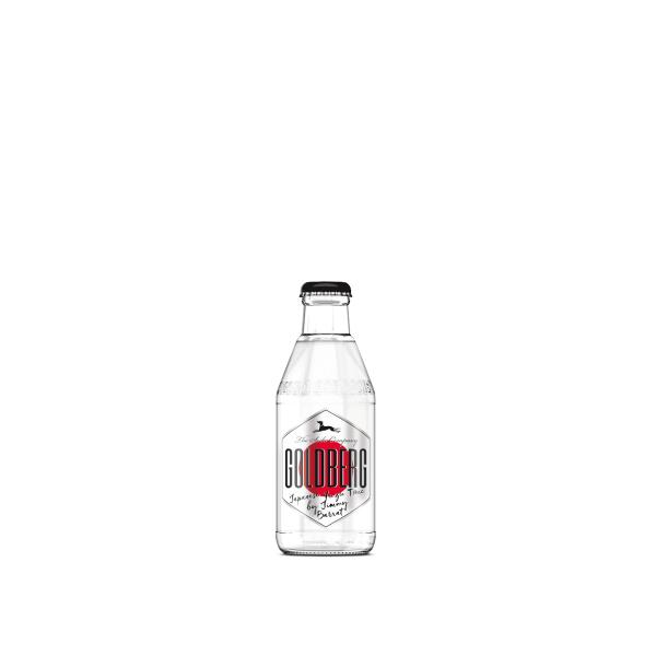 Goldberg Japanese Yuzu Tonic Water 24 x 0,2l