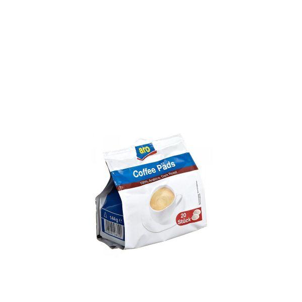 Aro Coffee Pads Dark Roast 20 Pads