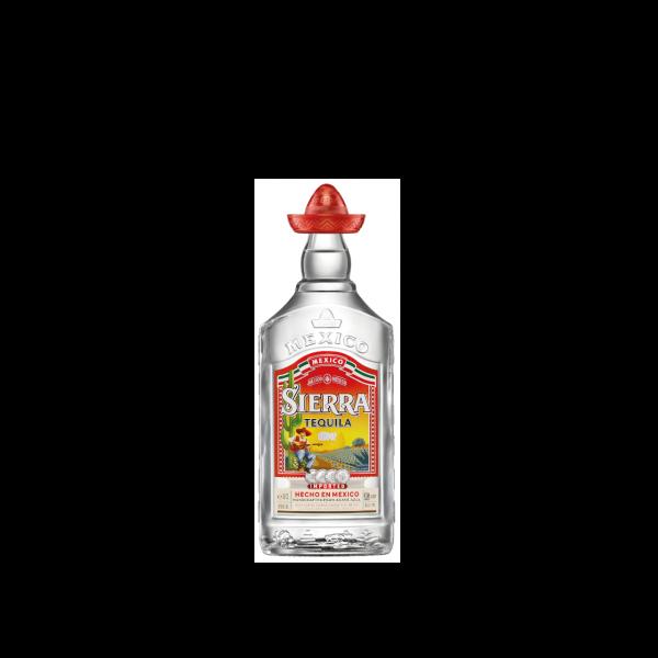 Sierra Silver Tequila 38% 1,0l