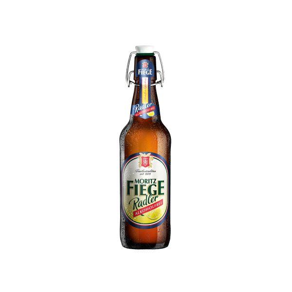 Fiege Radler Alkoholfrei Bügel 20 x 0,33l