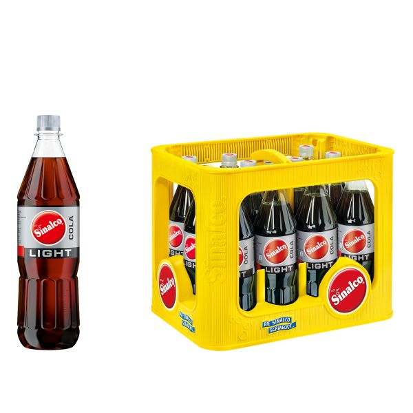 Sinalco Cola Light 12 x 1,0l