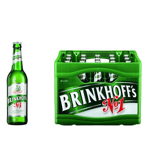 Brinkhoff`s No. 1 20 x 0,5l