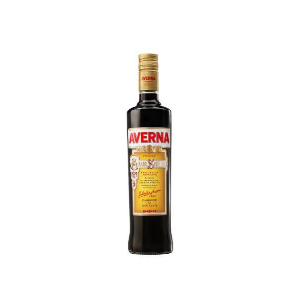 Averna Amaro 29% 0,7l Glas
