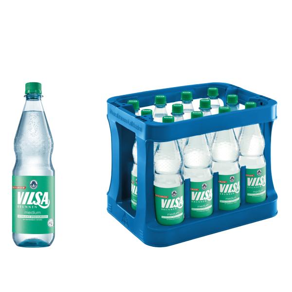 Vilsa Medium 12 x 1,0l