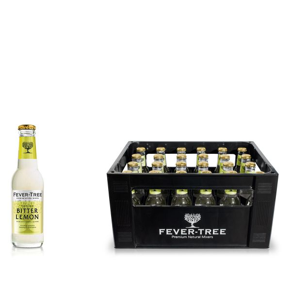 Fever-Tree Sicilian Bitter Lemon 24 x 0,2l