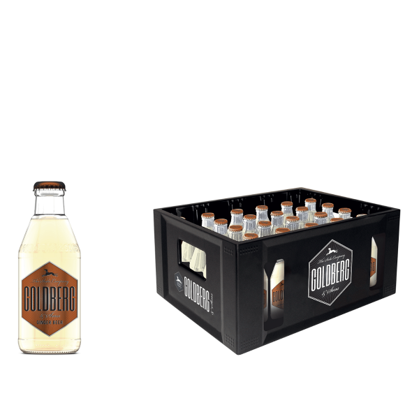 Goldberg Ginger Beer 24 x 0,2l