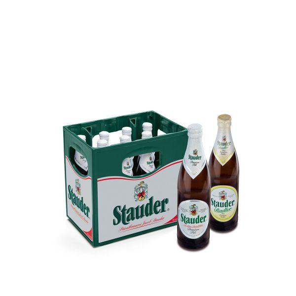 Stauder Radler 11 x 0,5l