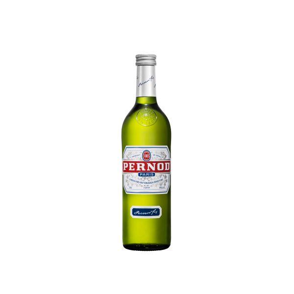 Pernod 45% 0,7l Glas