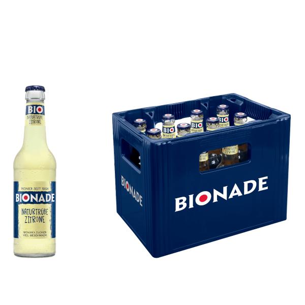 BIONADE Zitrone NT 12 x 0,33l