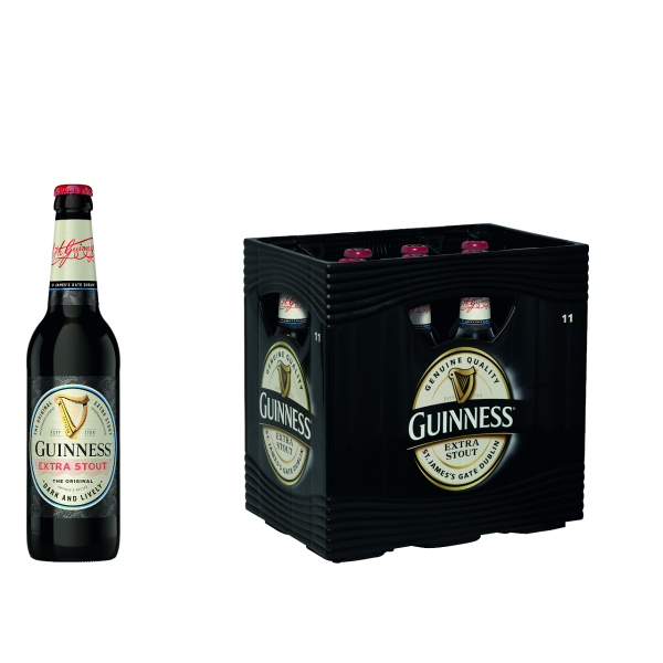 Guinness Extra Stout 11 x 0,5l