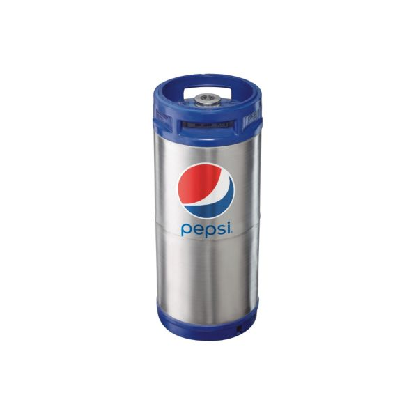 Pepsi Cola 20l PEM KEG Fass MEHRWEG