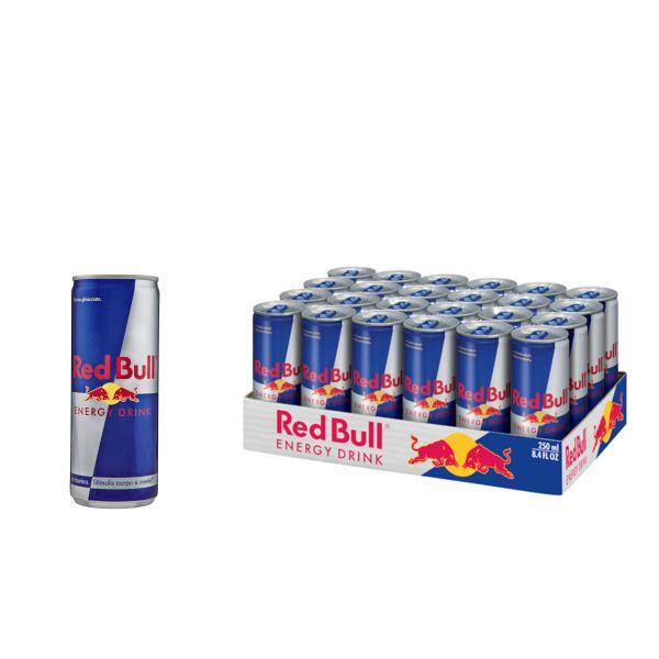 Red Bull 24 x 0,25l Dose Tray EINWEG