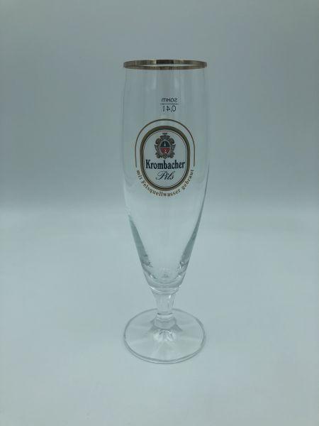 Krombacher Pils Exklusiv Pokal 6 x 0,4l