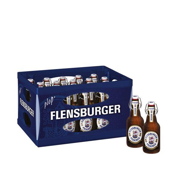 Flensburger Pils 20 x 0,33l Glas MEHRWEG