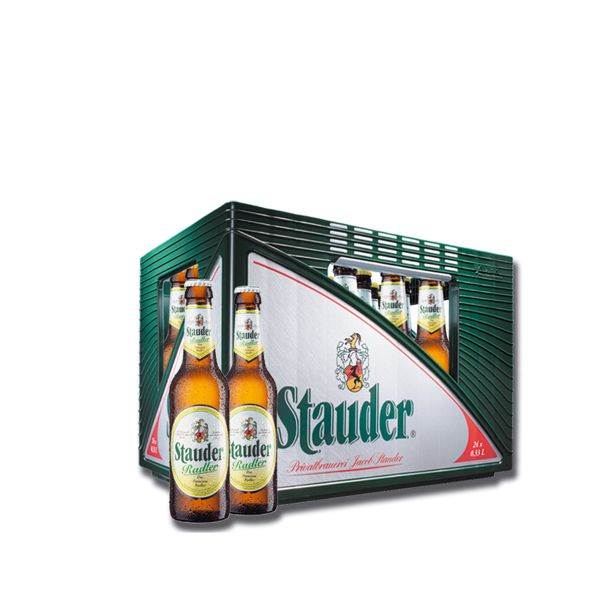 Stauder Radler 24 x 0,33l