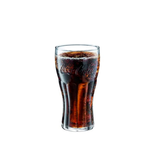 Coca Cola Konturglas 6 x 0,3l