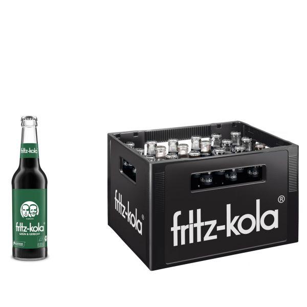 Fritz Kola Bio 24 x 0,33l