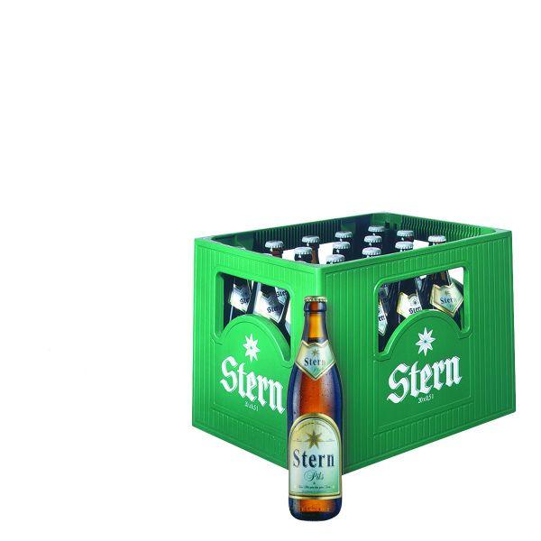 Stern Pils 20 x 0,5l Glas MEHRWEG