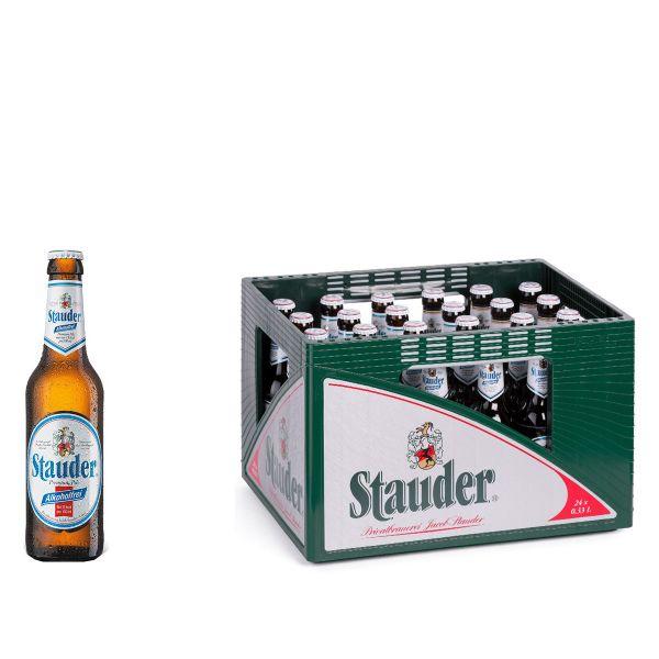 Stauder Alkoholfrei 24 x 0,33l
