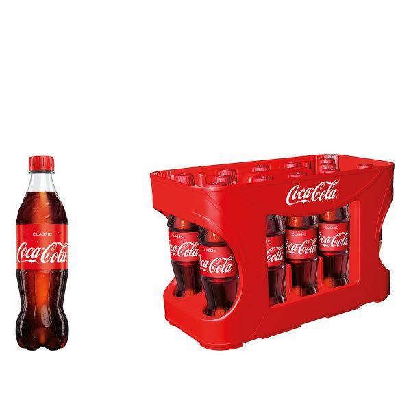 Coca Cola 12 x 0,5l