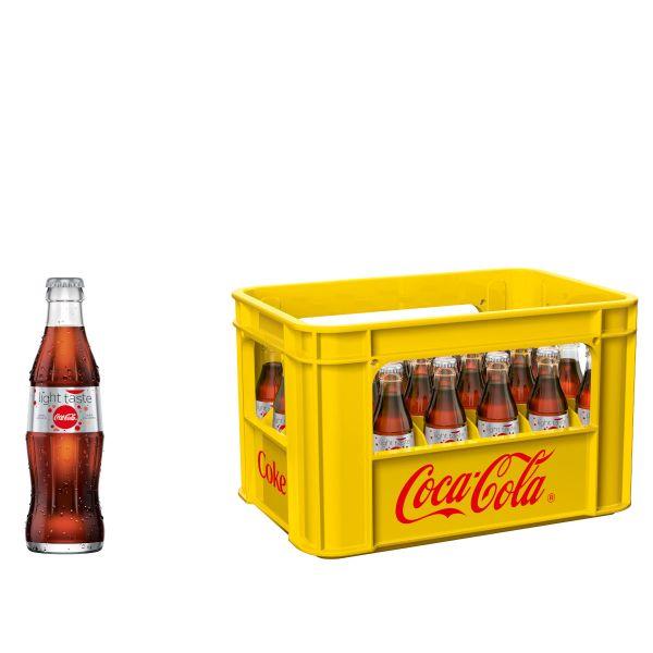 Coca Cola Light 24 x 0,2l