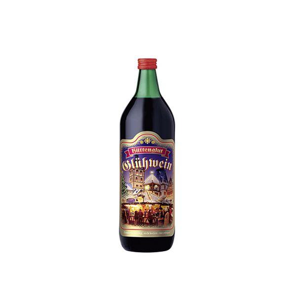 Hüttenglut Glühwein 8,8% 1,0l