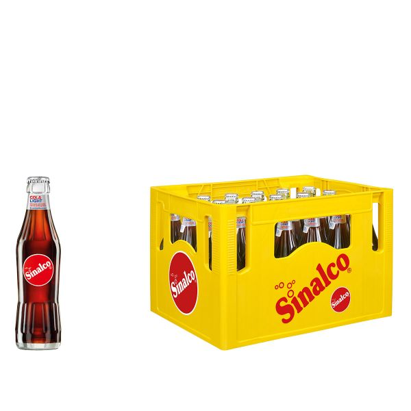 Sinalco Cola Light 24 x 0,2l