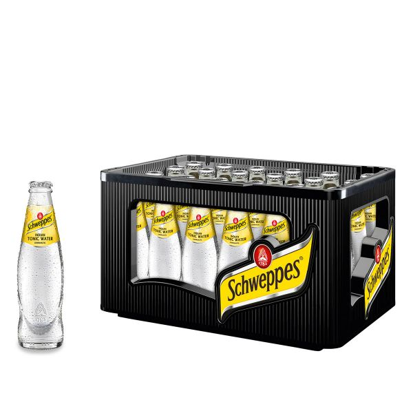 Schweppes Tonic Water 24 x 0,2l