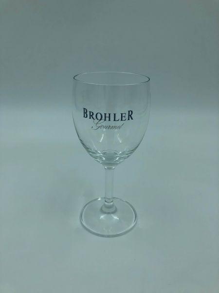 Brohler Stielglas 6 x 0,2l