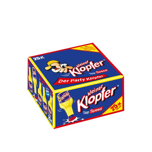 Kleiner Klopfer Top Speed 15% 25/0,02l