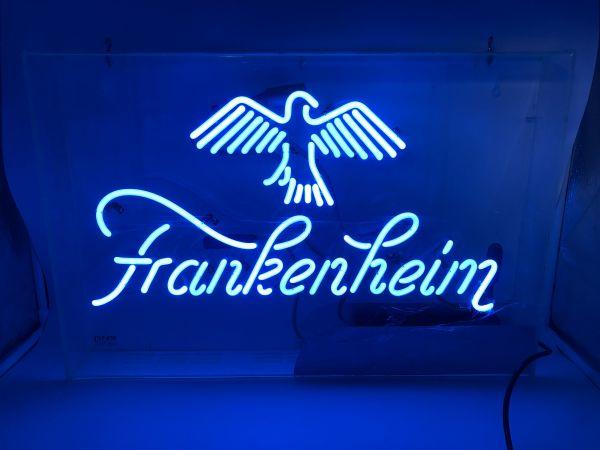 Frankenheim Alt Leuchtreklame