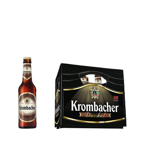 Krombacher Dunkel 20 x 0,5l