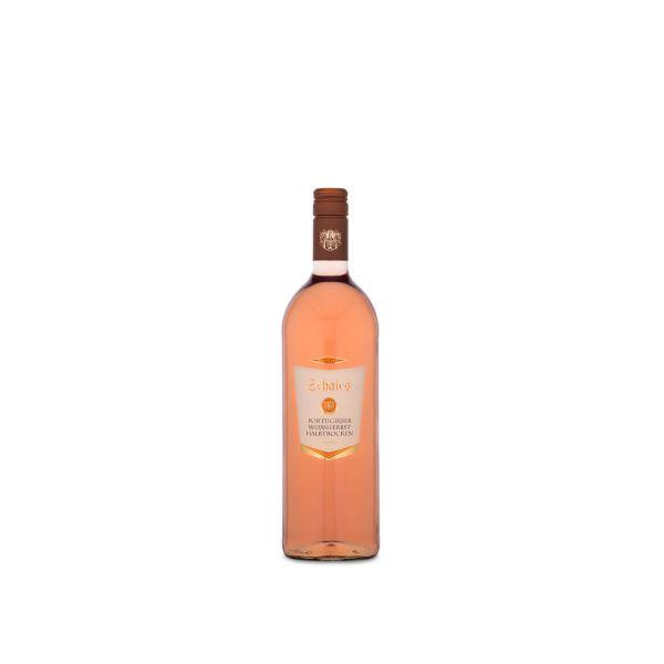 Schales Portugieser Weißherbst Rosé 1,0l Glas