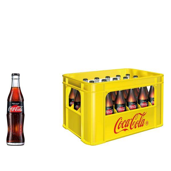 Coca Cola Zero Sugar 24 x 0,33l