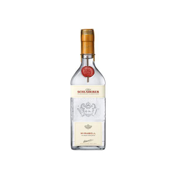 Schladerer Mirabell 42% 0,7l Glas