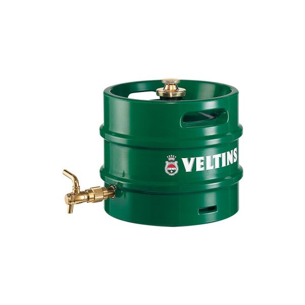 Veltins Pils 20l Party KEG Kombi Fass