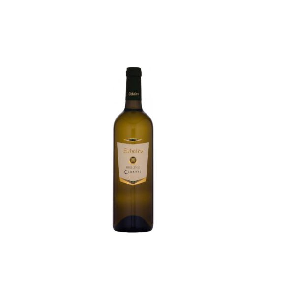 Schales Riesling Trocken Weißwein 1,0l Glas