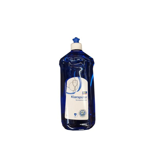 Aro Spülmaschinen Klarspüler flüssig 1 l Flasche