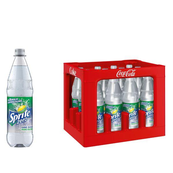 Sprite Zero Sugar 12 x 1,0l