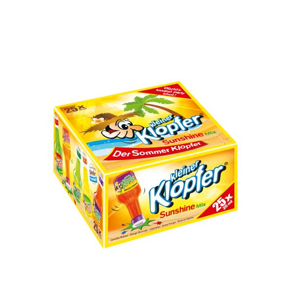 Kleiner Klopfer Sunshine Mix 25/0,02l
