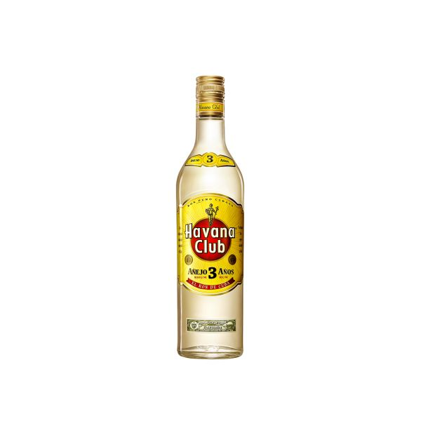 Havana Club 3 Jahre 40% 1,0l Glas