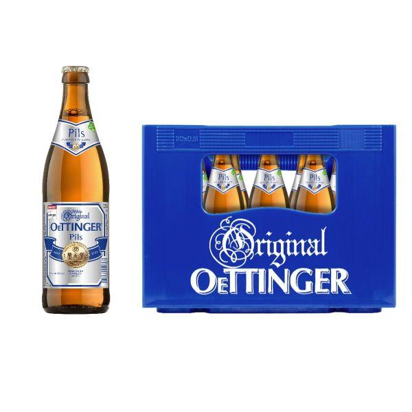 Oettinger Pils 20 x 0,5l