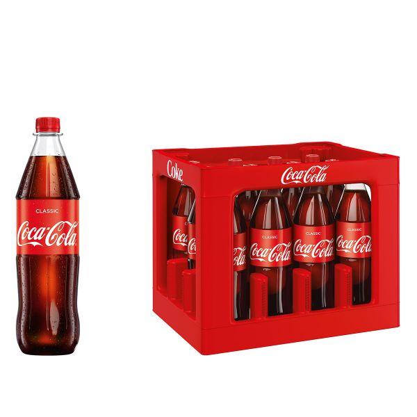 Coca Cola 12 x 1,0l