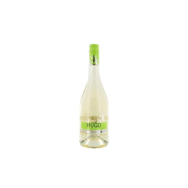 Hugo Frizzante 0,75l Glas