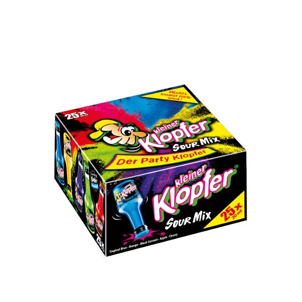 Kleiner Klopfer Sour Mix 25/0,02l