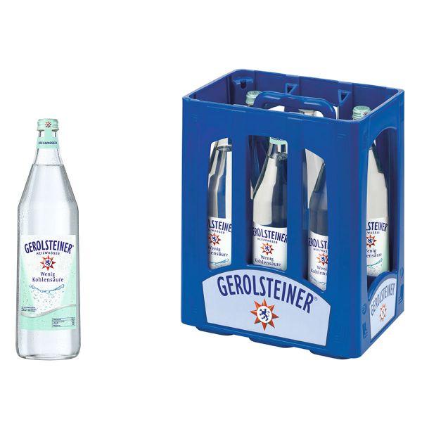 Gerolsteiner Heilwasser 6 x 1,0l