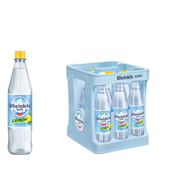 Rheinfels Lemon 12 x 0,75l