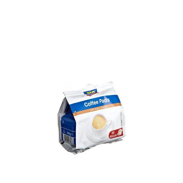 Aro Coffee Pads Regular 20 Pads